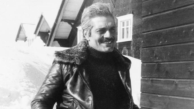 Actor Omar Sharif Dies